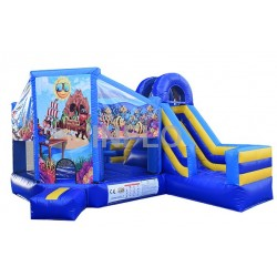 Inflatable bouncer IF-2001