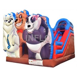 Inflatable bouncer IF-2012