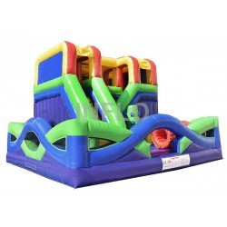 Inflatable bouncer IF-2024