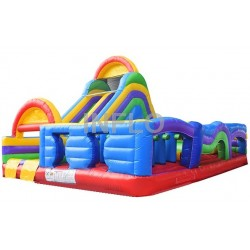 Inflatable bouncer IF-2025