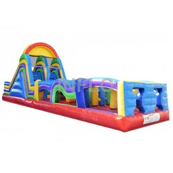 Inflatable bouncer IF-2031