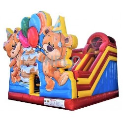Inflatable bouncer IF-2035
