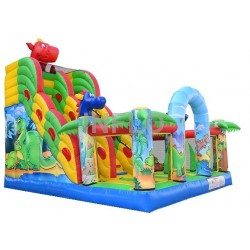 Inflatable bouncer IF-2023