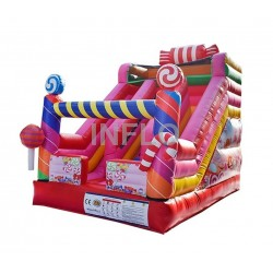 Inflatable bouncer IF-2101