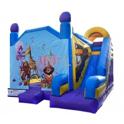 Inflatable bouncer IF-2102