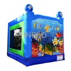 Inflatable bouncer IF-1816