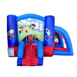 Inflatable bouncer IF-1821